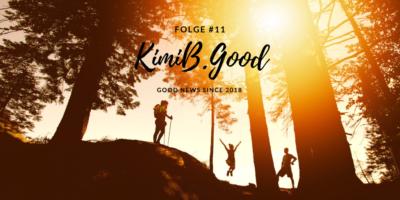 Den Weg zum Ziel machen. Nachhaltig Reisen - KimiB.Good #11